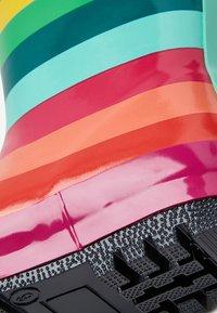 Next - Botas de agua - mottled pink - 3