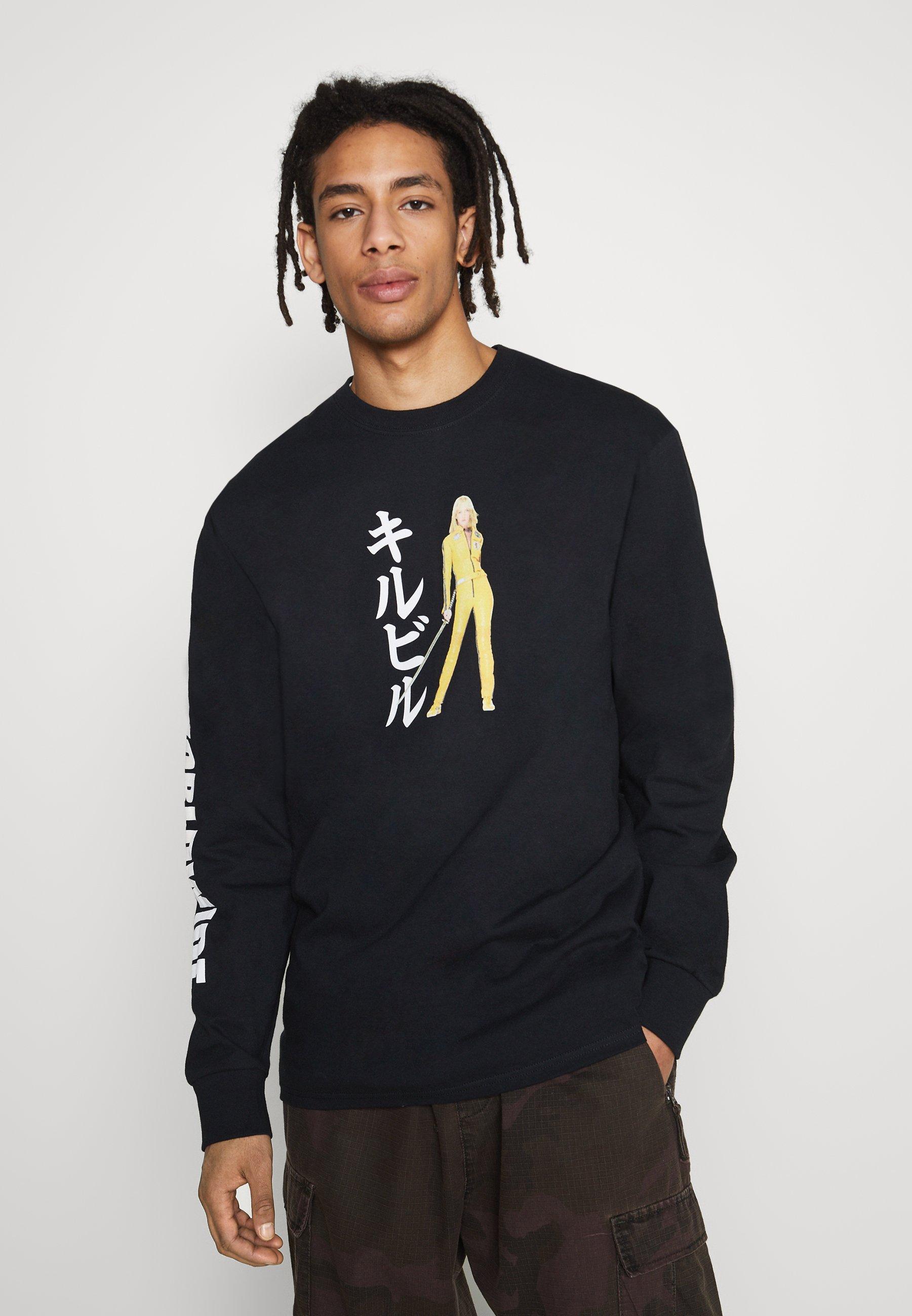 Men BLACK MAMBA - Long sleeved top
