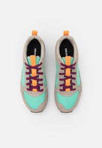Merrell - ALPINE - Hiking shoes - moon/mint - 3