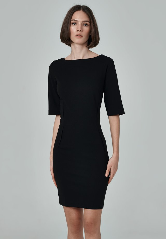 CLARA  - Etui-jurk - black