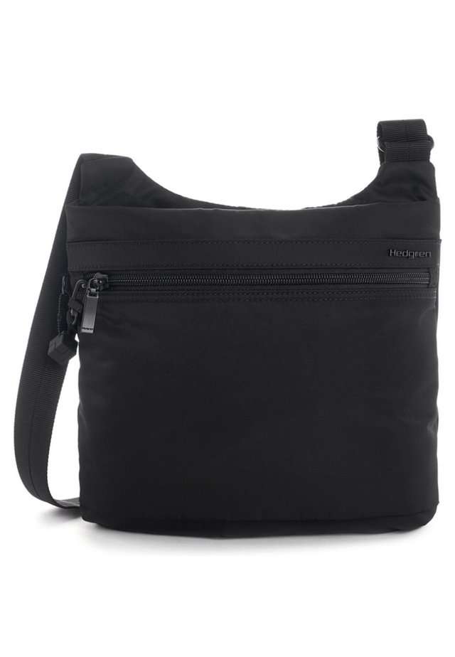 HEDGREN INNER CITY FAITH UMHÄNGETASCHE RFID 26 CM - Across body bag - black2