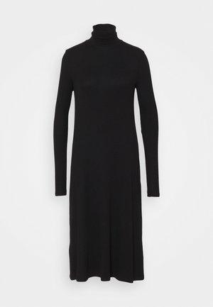 CALLAS - Jersey dress - nero
