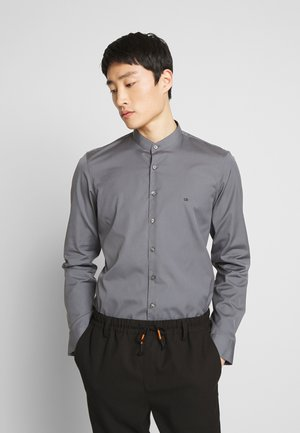 EASY IRON SLIM - Shirt - grey