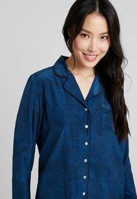 Anna Field - SET - Pyjama set - dark blue - 3
