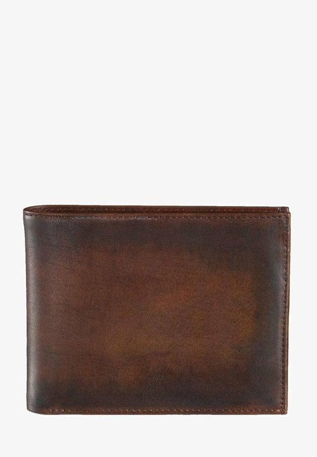 RANGER 2473 (12,5 cm) - Geldbörse - cognac