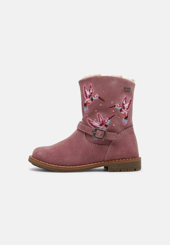 FIBY TEX - Winter boots - sweet rose