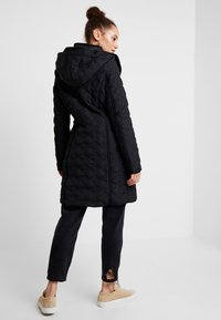 Desigual - PADDED LEICESTER - Cappotto invernale - black - 3