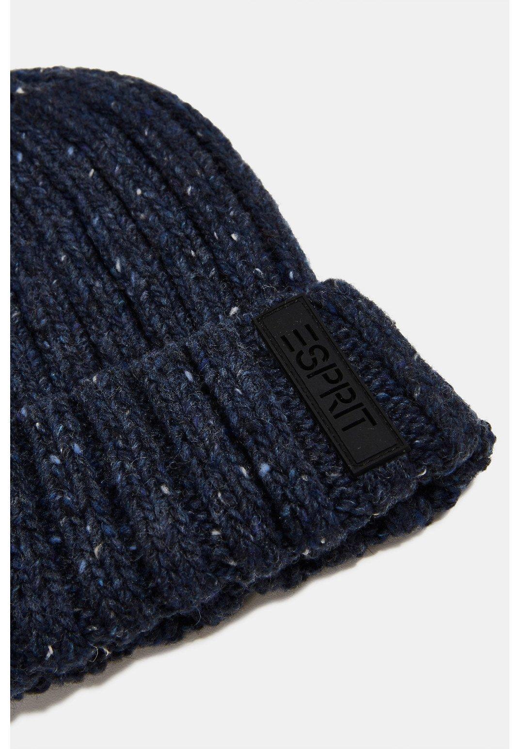Esprit Mütze - Navy/dunkelblau