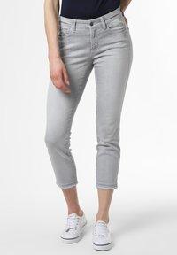Cambio - Denim shorts - grau - 0