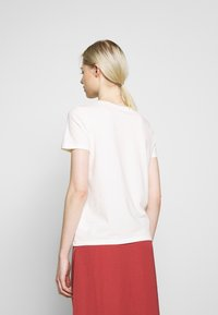 American Eagle - BRANDED HOT STORE TEE - Print T-shirt - white - 2