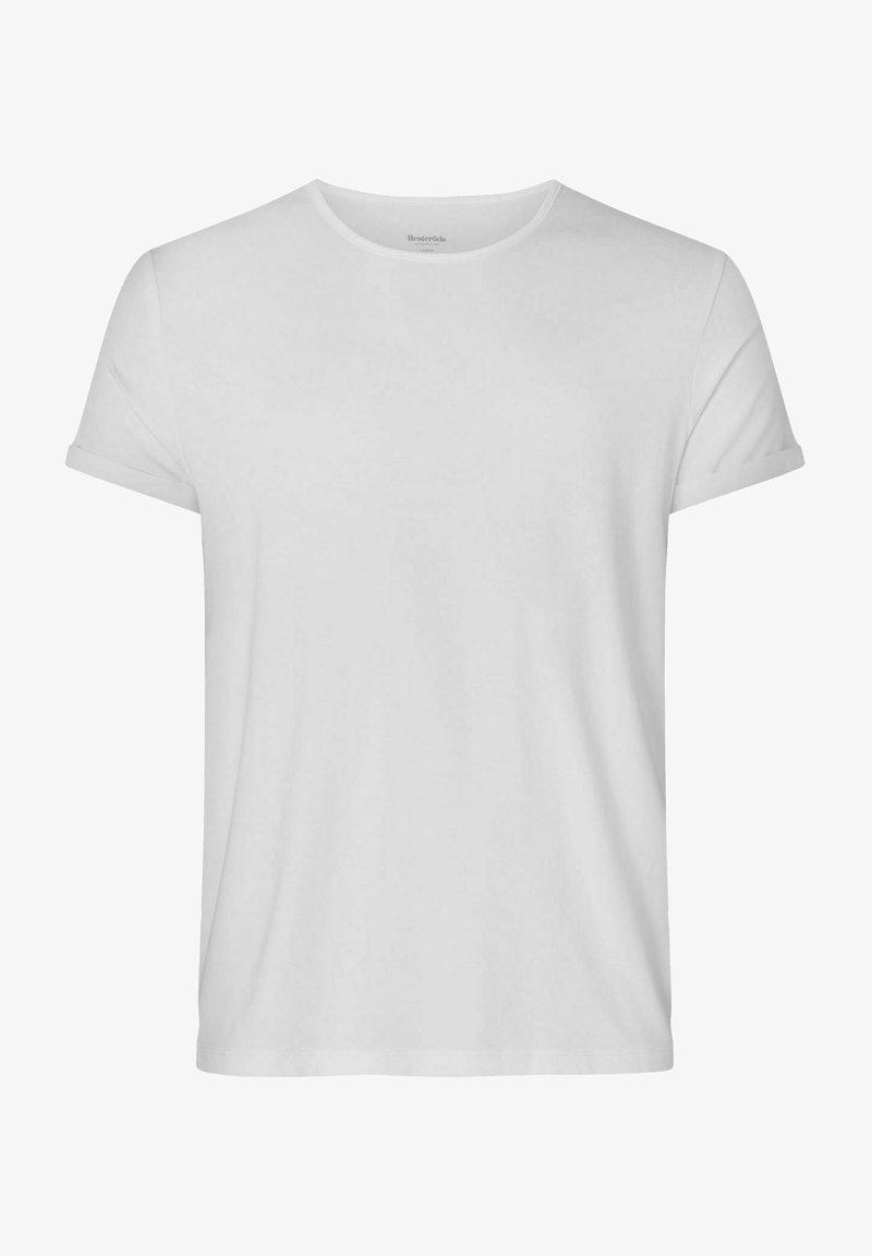 Resteröds - T-shirt basic - white