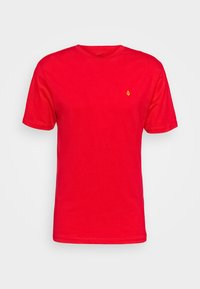 STONE BLANKS  - T-shirts basic - fiery red
