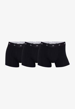 3ER PACK  - Pants - schwarz