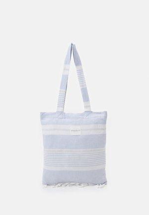 FRINGE BENEFITS TURKISH TOWEL SET - Accessorio da spiaggia - silvergrey