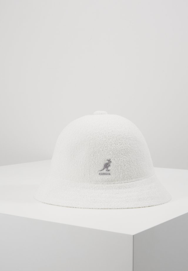 BERMUDA CASUAL - Cappello - white