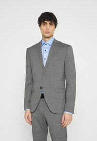 Isaac Dewhirst - CHECK SUIT - Costume - grey - 2