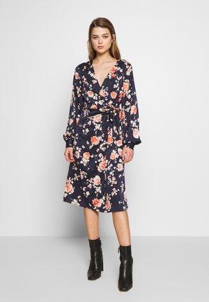 VIWILLA DRESS - Denní šaty - navy