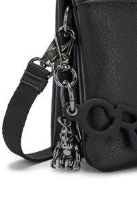 Kipling - RIRI - Across body bag - black vl bl - 4