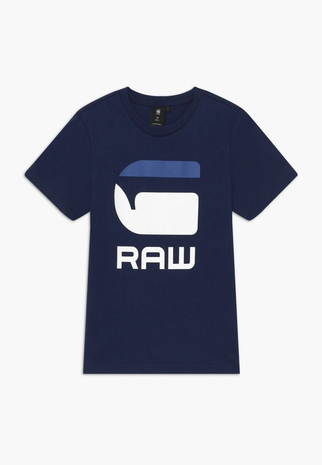 Camiseta estampada - blue