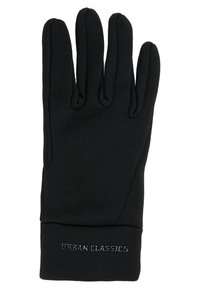 Urban Classics - FUNCTIONAL GLOVES - Gloves - black - 1