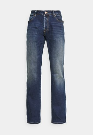 RODEN - Bootcut jeans - hosea undamaged wash