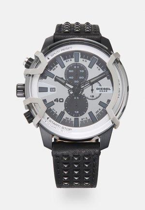 GRIFFED - Montre à aiguilles - black/silver