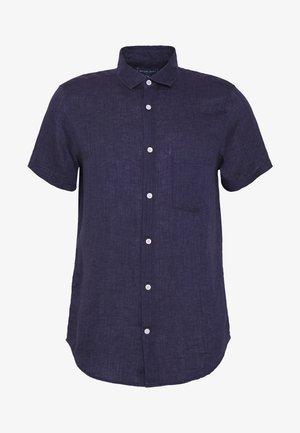 REGULAR BLOCK - Camicia - midnight blue