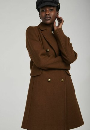 Cappotto corto - brown