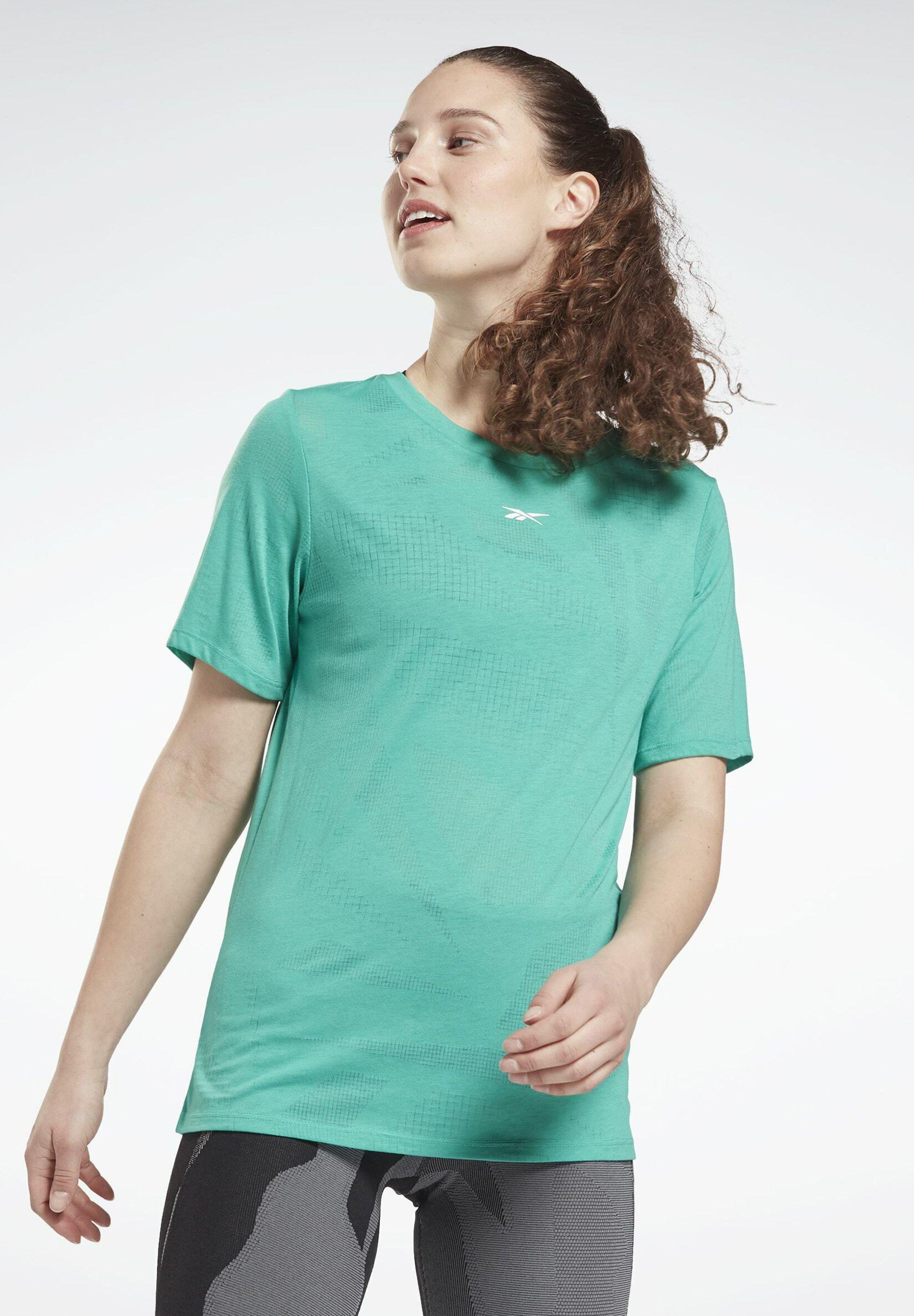 Women BURNOUT - Print T-shirt