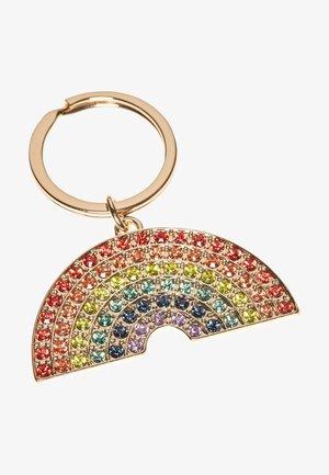 Keyring - multi-coloured