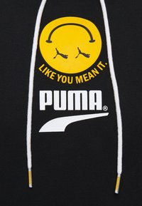 Puma - CLUB HOODIE UNISEX - Zip-up hoodie - black - 2