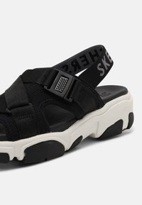 Skechers Sport - DADDY - Sandals - black - 7