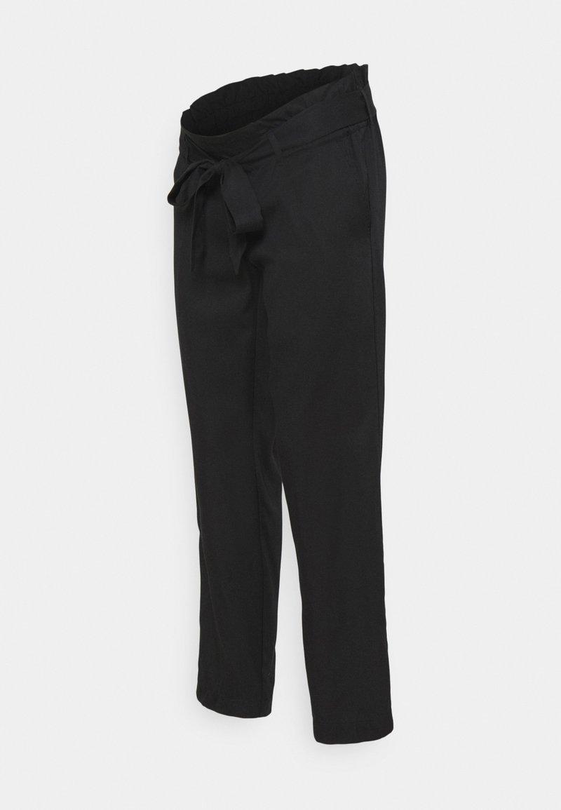 Noppies - PANTS DENVER - Kalhoty - black