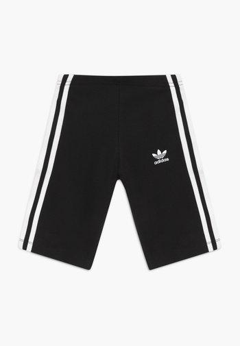CYCLING UNISEX - Shorts - black/white