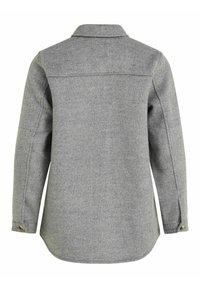 Object - OBJVERA - Summer jacket - medium grey melange - 6