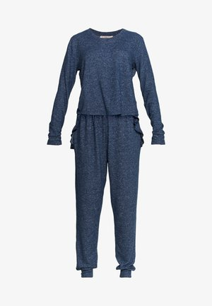 SET - Pyjama set - dark blue