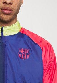 Nike Performance - FC BARCELONA DRY  - Club wear - deep royal blue/blue void/lt fusion red - 4