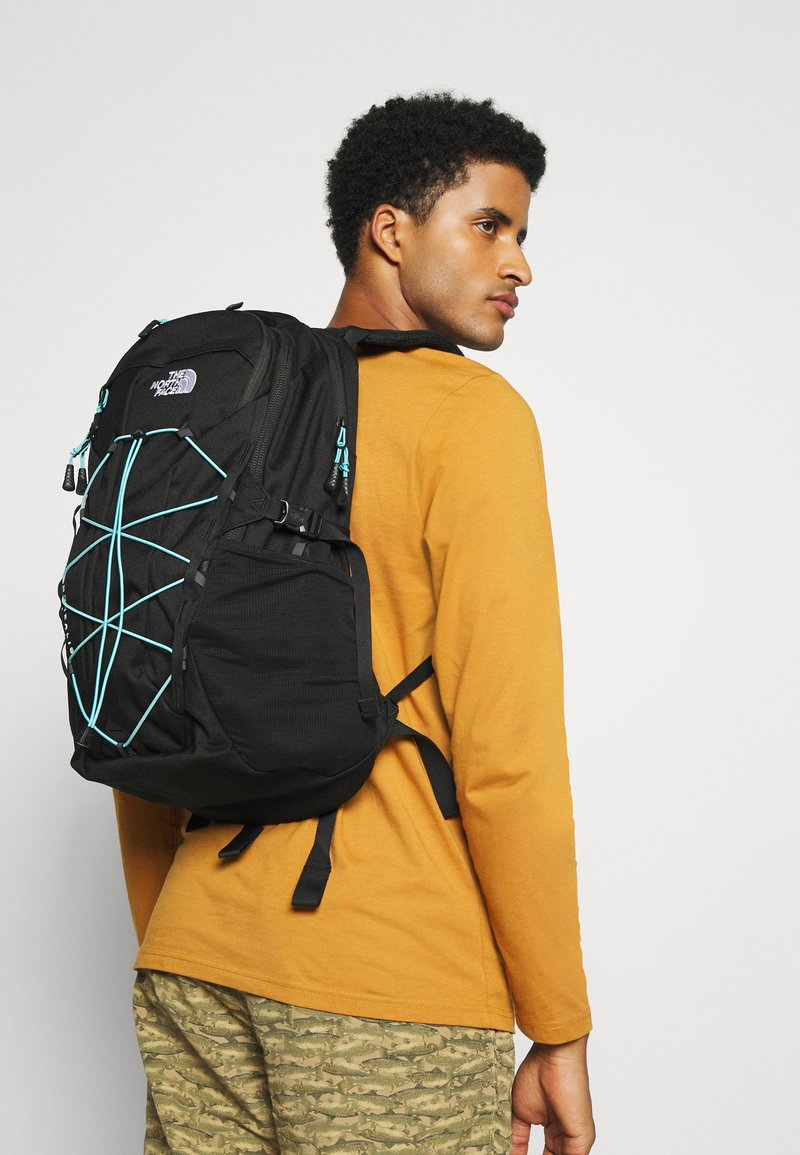 The North Face - HIMALAYAN BOTTLE SOURCE BOREALIS UNISEX - Rucksack - black