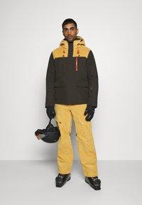 Icepeak - CHARLTON - Ski jacket - dark green - 1