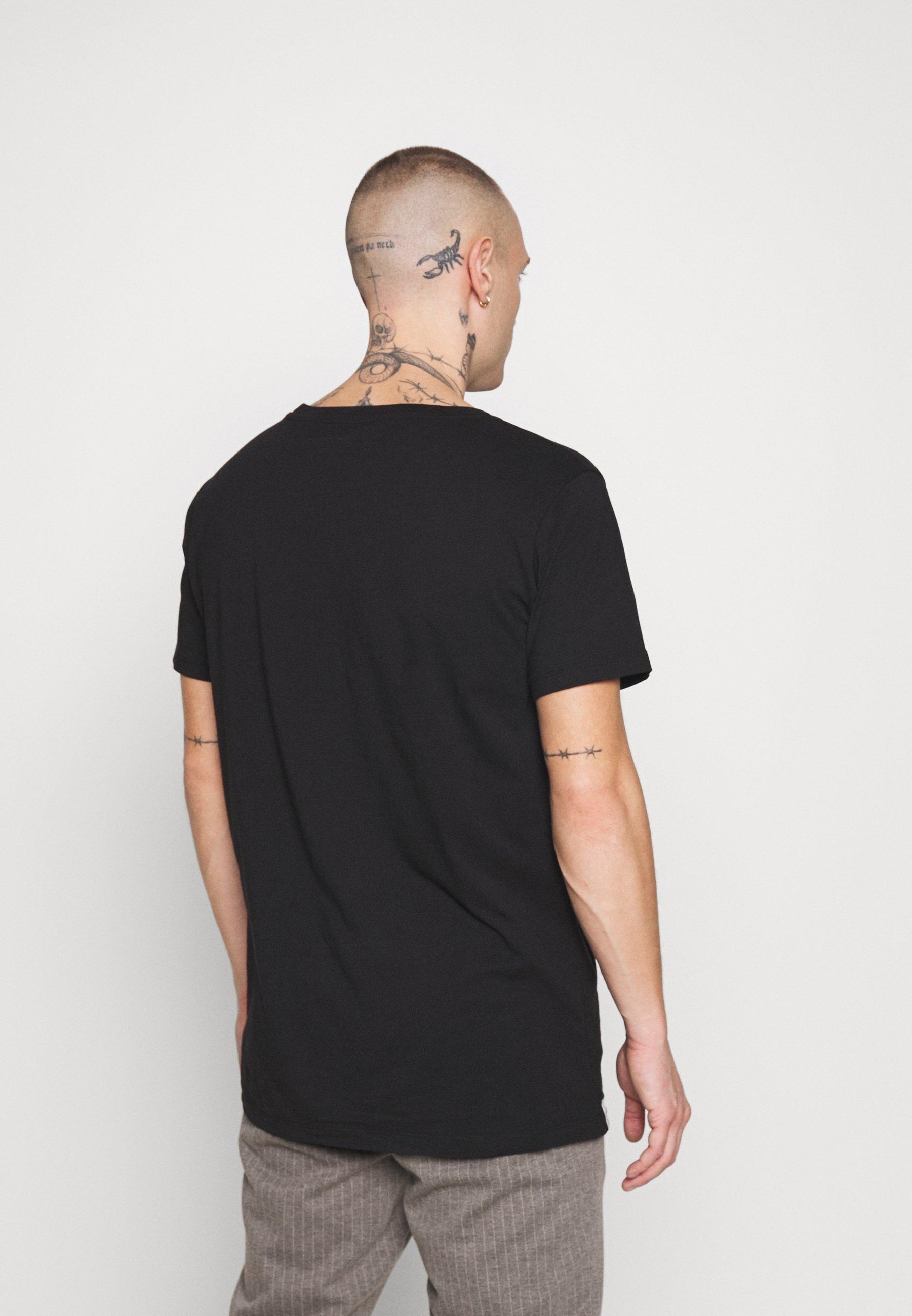 Men CREW TEE 3 PACK - Basic T-shirt