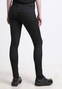 MAC Jeans - DREAM - Jeans Skinny Fit - black - 2