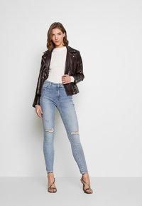 Miss Sixty - BETTIE - Jeans Skinny Fit - light blue - 1