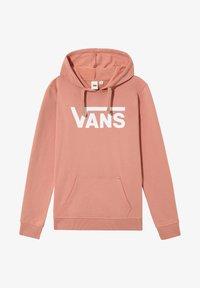 Vans - CLASSIC V II - Sweatshirt - rose dawn - 1