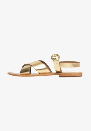 ANOUSHA  - Sandals - gold