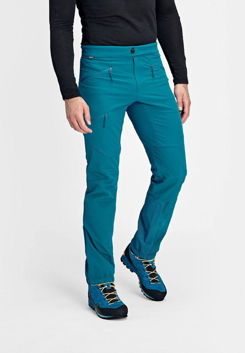Mammut - AENERGY - Snow pants - sapphire
