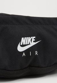 Nike Sportswear - HERITAGE HIP PACK - Bum bag - black/white - 6