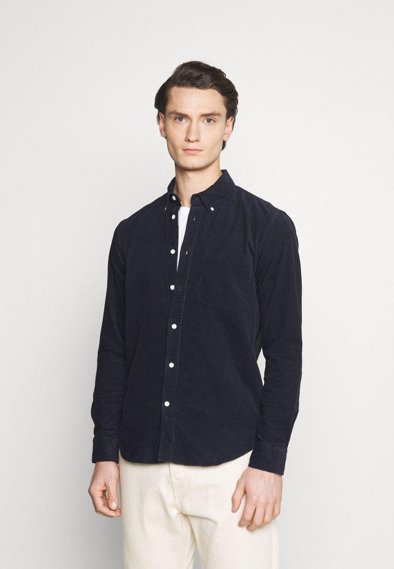 ARKET - SHIRT - Skjorta - dark blue