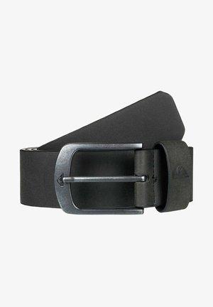 MAIN STREET - Belt - black
