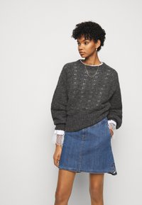 See by Chloé - Jumper - charcoal black - 3