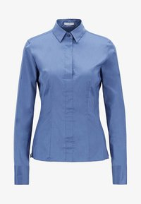 BOSS - BASHINA - Button-down blouse - blue - 3